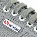 Superga Gray Sage