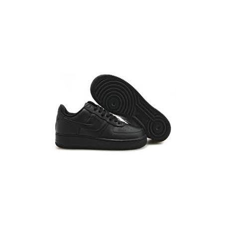 Nike Air Force 1 GS Bassa Nera