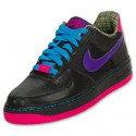 Air Force 1 GS Bassa Nera Viola