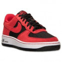 Nike Air Force 1 Bassa Rossa Camoscio