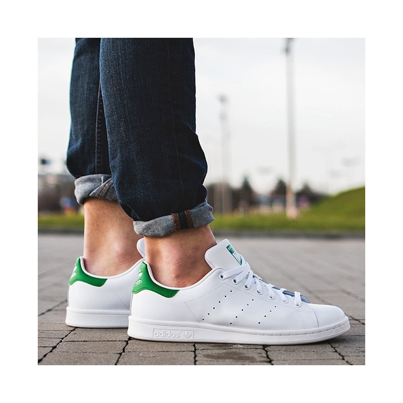 adidas stans smith verde