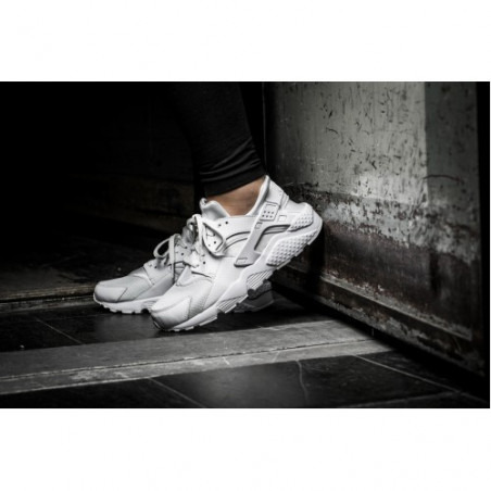 Nike Huarache Run (GS) Bianca