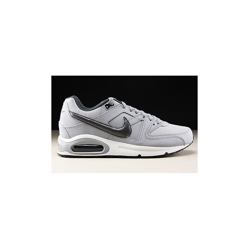 Nike Air Max Command Leather / Pelle Grigia - 4 Passi Srl - Alife (CE)
