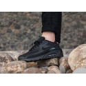 NIKE AIR MAX 90 (GS) / Nera